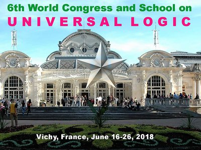 6th Universal Logic School, Vichy, June 16-20, 2018